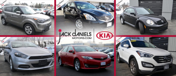 Used cars at Jack Daniels Kia