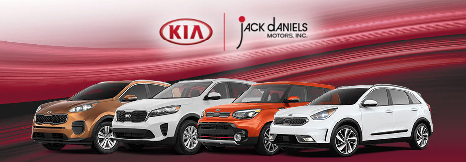 which Kia SUV Sorento Sportage Soul Niro