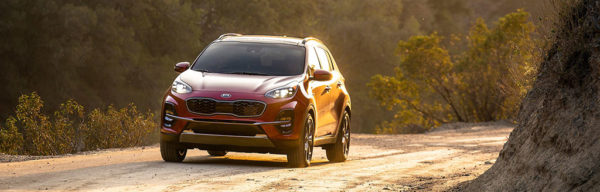 2021 Kia Sportage Overview in Fair Lawn, NJ